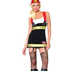 Firefighter Halloween Costume